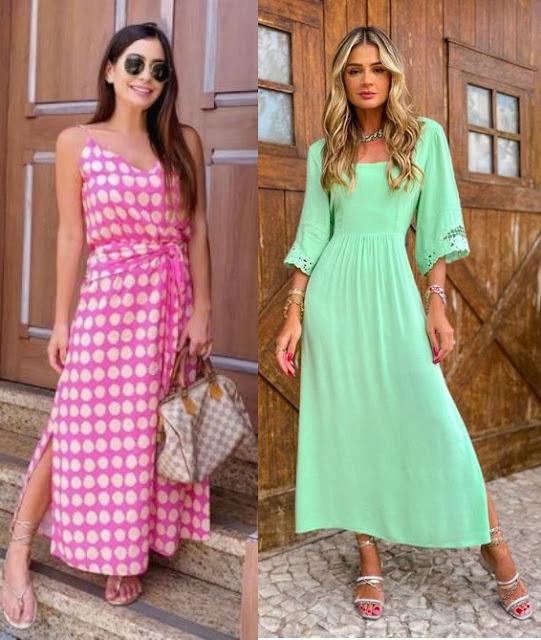 12 Looks inspiração para o verão, Camila Frari, Thássia Naves