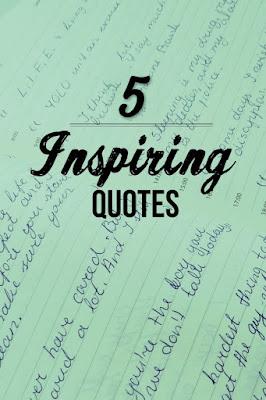 5 amazing quotes
