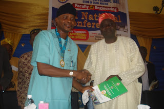 National Development Challenge is Engineering Challenge – Engr Adeniran Ibitoye