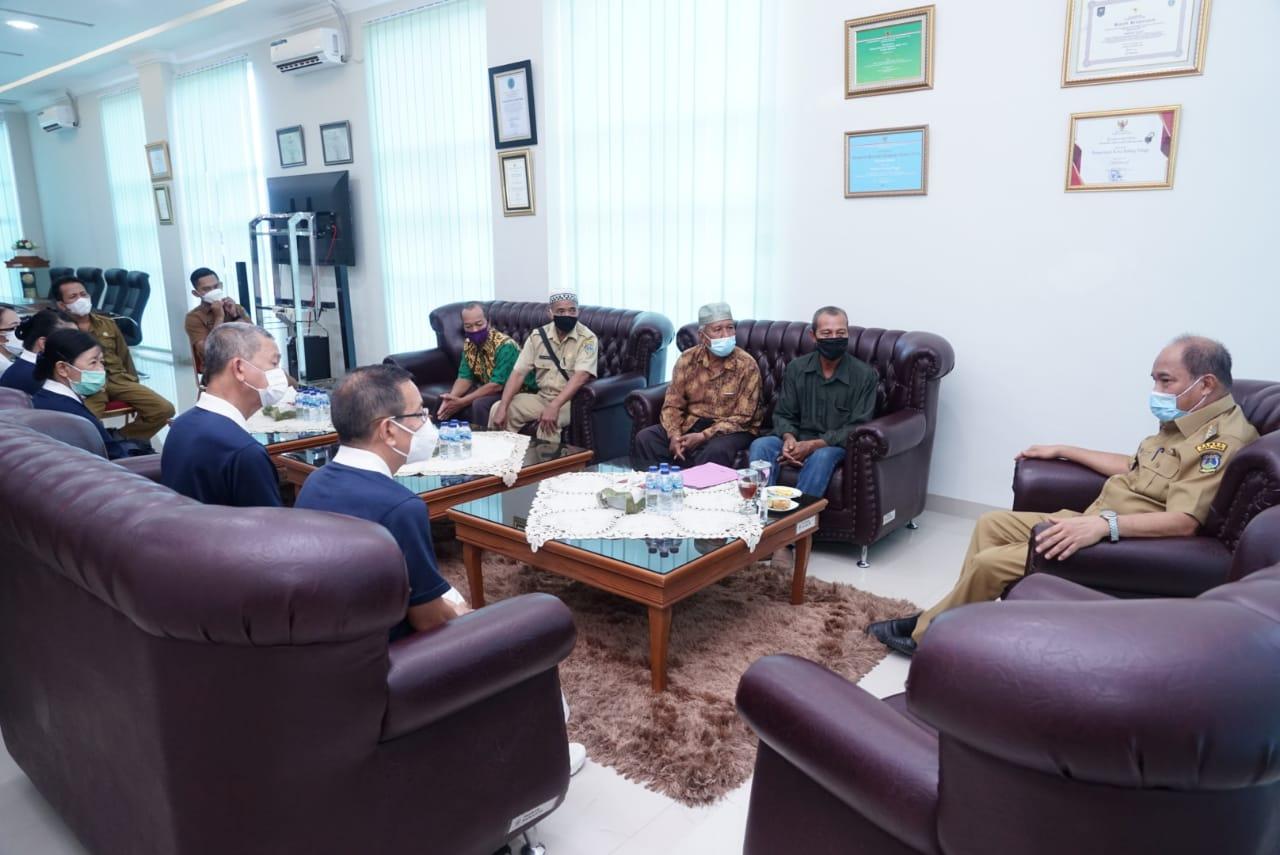 ICMI, DMI, KAHMI Tebingtinggi Mendukung Pembangunan UINSU di Kota Tebingtinggi