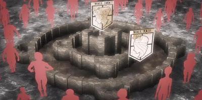 3 bagian tembok attack on titan