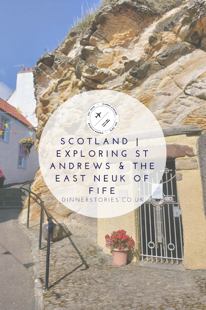 Exploring St Andrews and the East Neuk of Fife