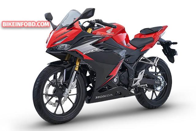 new honda cbr 150r 2021 price in bd