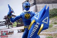 Power Rangers Lightning Collection Dino Thunder Blue Ranger 37