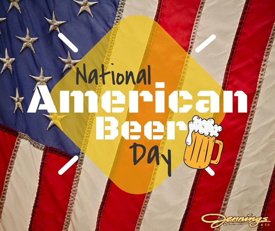 National American Beer Day Wishes Unique Image