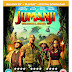 Jumanji: Welcome To The Jungle 3D Blu-Ray Unboxing