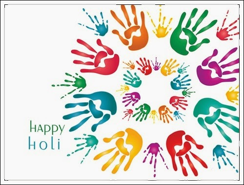 Colorful Holi 2017 HD Greetings Wallpapers Images Pictures