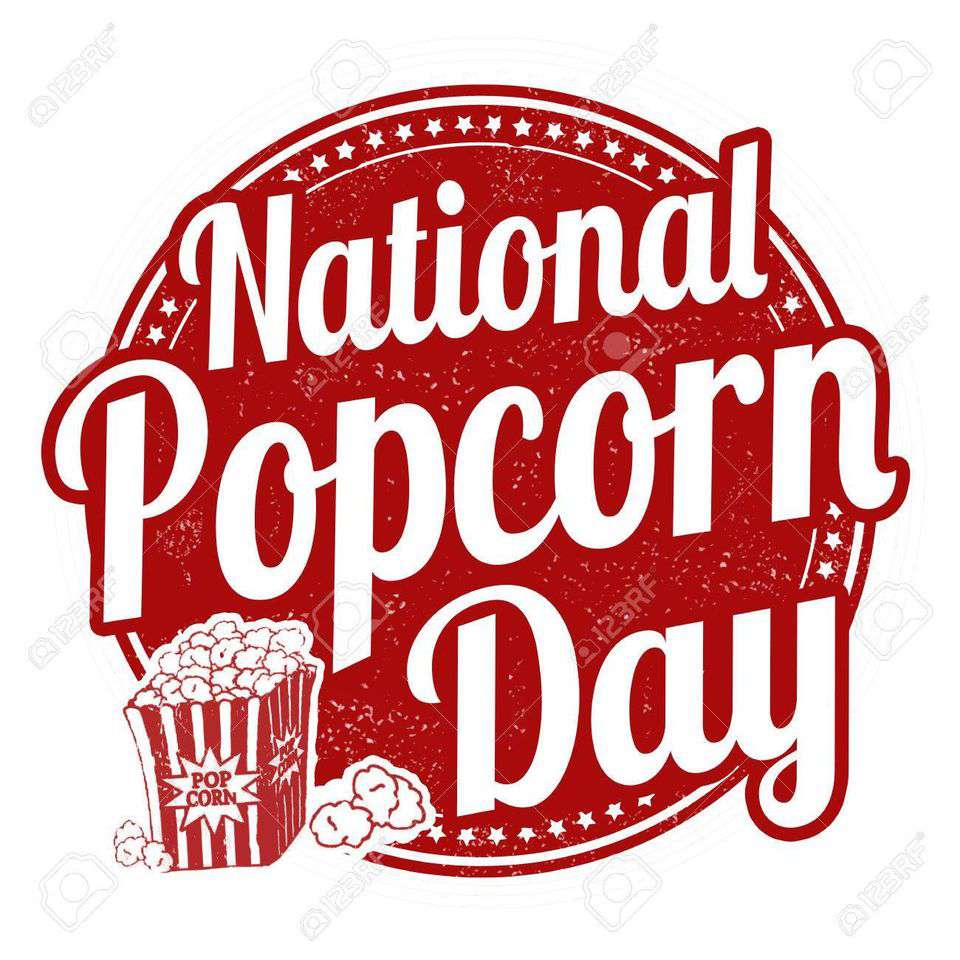 National Popcorn Day Wishes Photos