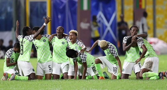 Nigeria wins African Women Champion for 9th time