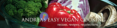 Andrea's Easy Vegan Cooking