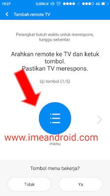 Xiaomi redmi 4x jadi remote