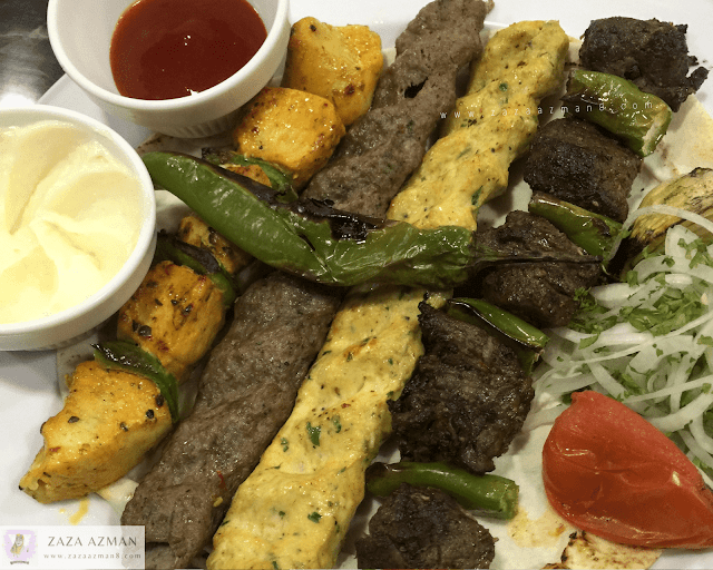 Best middle eastern restaurant in KL