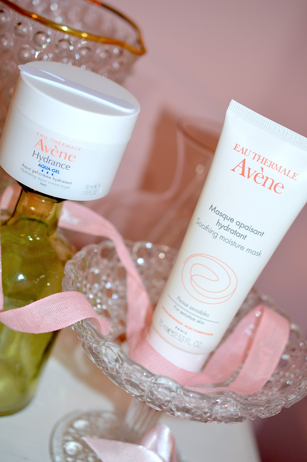 Avène Hydrance Aqua Cream-In-Gel Review