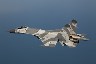 Pesawat Tempur Su-30MK2