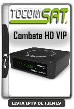 Tocomsat Combate HD VIP Nova Atualização Satélite SKS 107.3w ON V1.052 - 29-12-2019