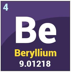 ما هو عنصر البريليوم
