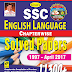 Kiran SSC English 11300+ Chapterwise Free PDF Download [1997-2017]