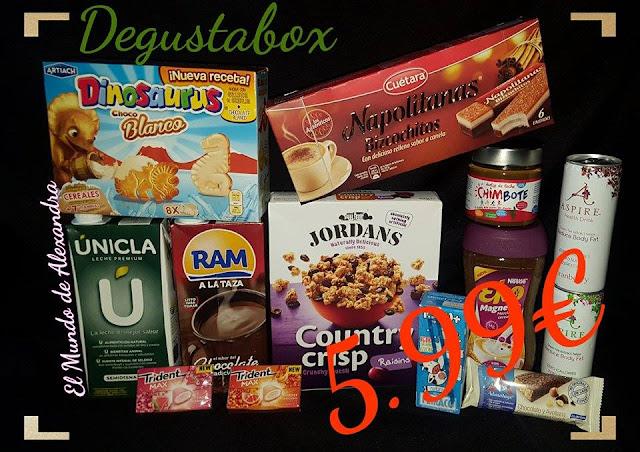 Caja Degustabox