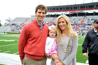 Eli Manning S Wife Abby Mcgrew How The Relationship Start