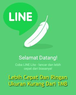 Cara Cepat Akses Line Hemat Kuota Dengan Line Lite Terbaru Dan Review cover