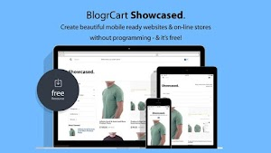 BlogrCart Shopping Cart Template
