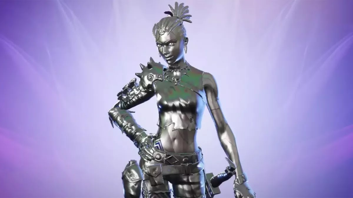 How to get the illuminated skins of Fortnite season 6: chrome, runic and gold