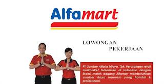 Lowongan Kerja Alfamart Jababeka Cikarang (Recruitment Akbar)