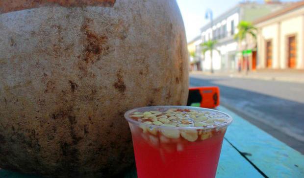 Bebidas de Colima