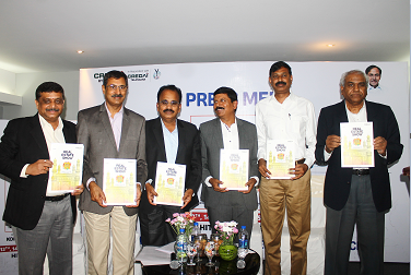 "CREDAI Hyderabad announces ""Hyderabad Property Show 2016 – 5th Edition"""
