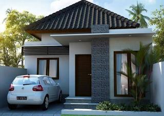 rumah sederhana ramah lingkungan