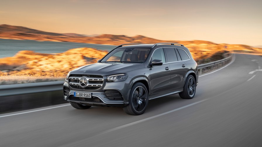 GLS 580 4MATIC: Largest and most luxurious SUV