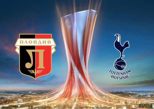 Lokomotiv Plovdiv vs Tottenham Hotspur -Highlights 17 September 2020