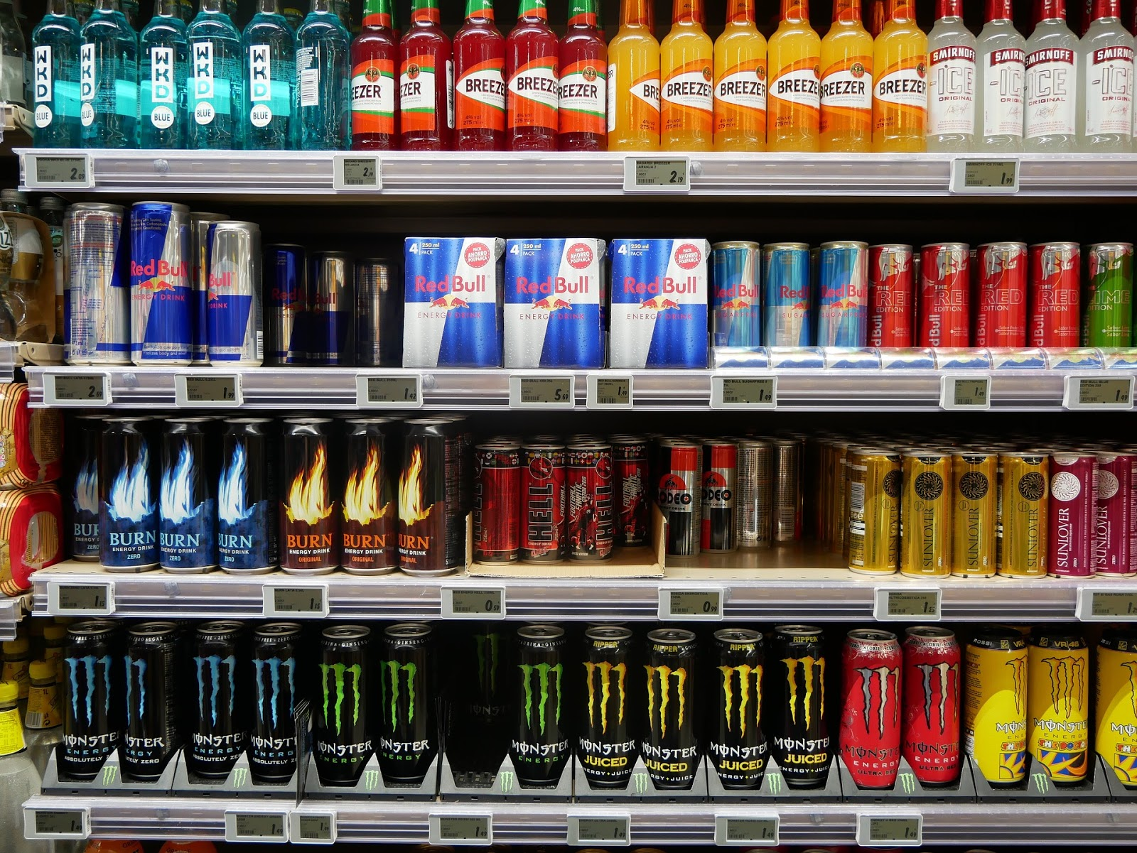 Should We Consume Energy Drinks?