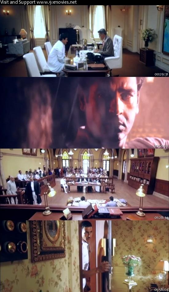 Rustom 2016 Hindi DVDScr 850MB