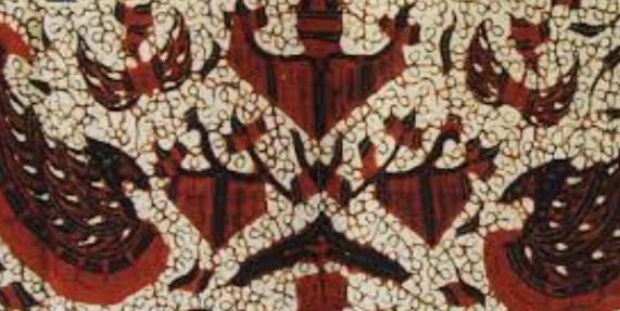 Sebagian motif batik Pekalongan yang mendominasinya adalah ... ca5942038c