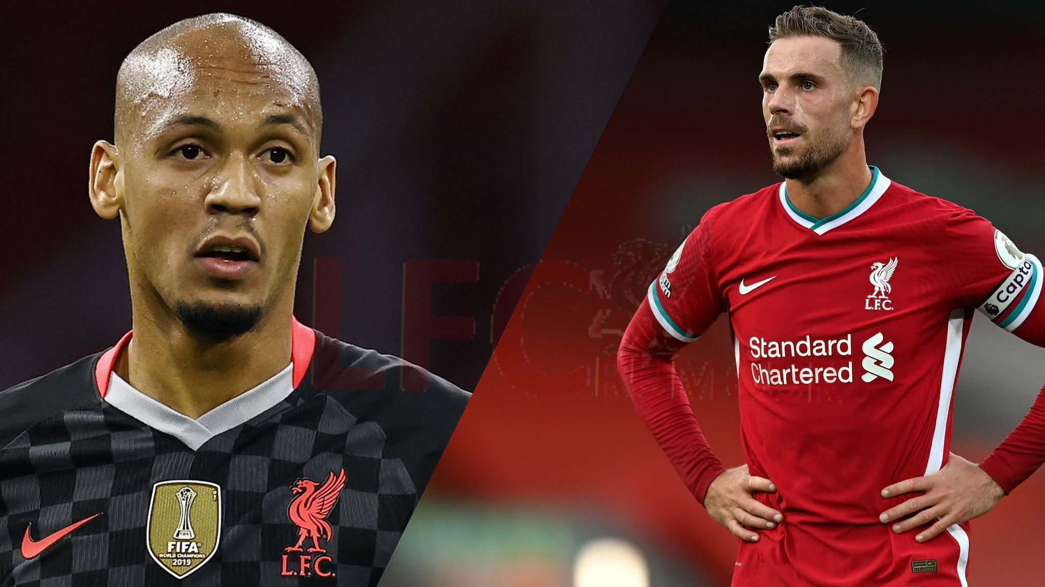 Jordan Henderson fear for his Liverpool future amid Fabinho's increasing form.