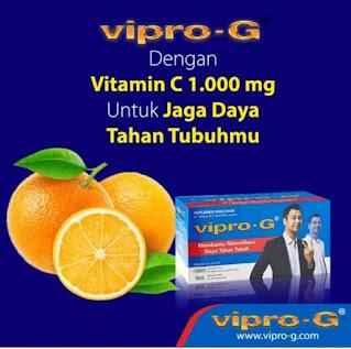Efek samping Vipro-G