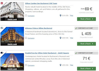 Hilton Hotels discount code Europe