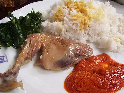 Resep Masakan Padang Ayam Pop - Resep Hari Ini