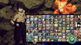 Bleach vs Naruto Mugen Apk English Version