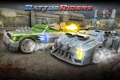 iOS Game : Battle riders