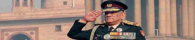 CDS Gen. Bipin Rawat Attends SCO Military Exercise In Russia