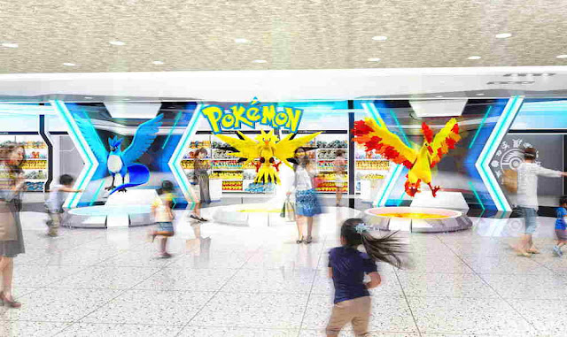 Pokémon Cafe Akan dibuka Permanen di Osaka Pada Bulan September