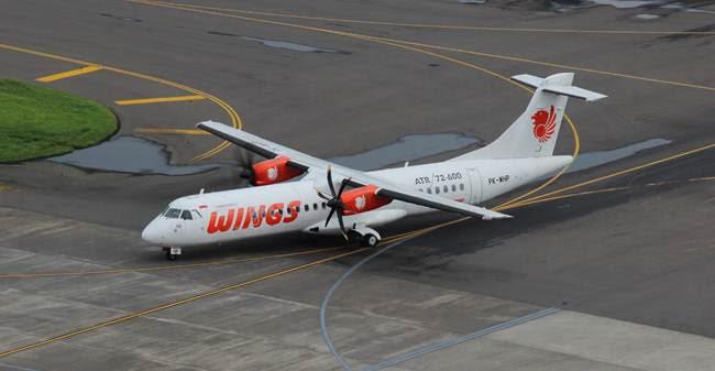 Terbang Langsung Bandung - Palembang