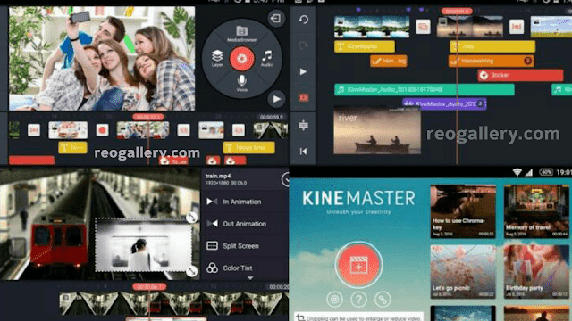 Latest Kinemaster Mod Apk - No watermark, chroma key  Download APK