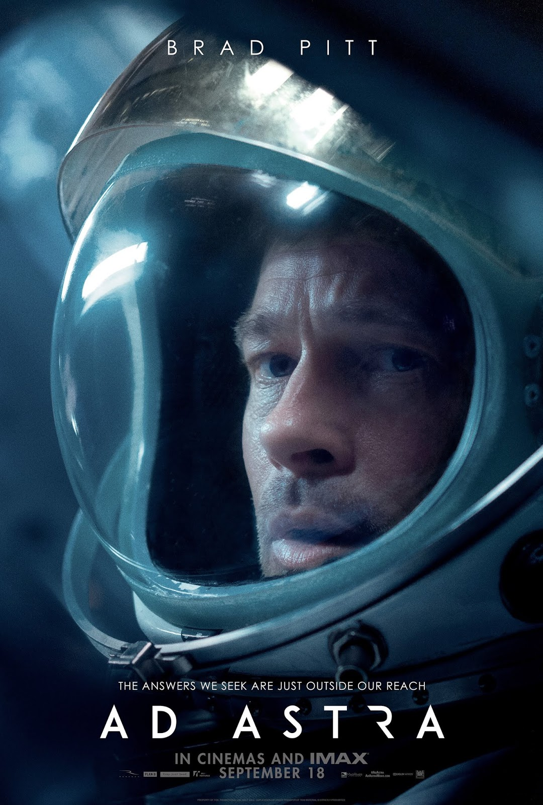 Download Full Movie Ad Astra 2019