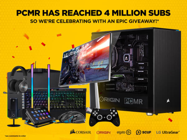 $3100 Millennium Gaming PC Giveaway (3 Lucky Winner)