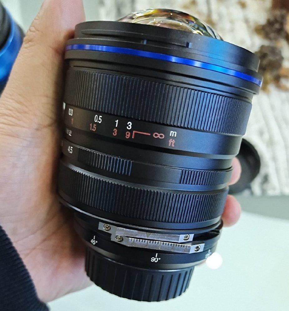 Laowa 15mm f/4.5 W-Dreamer