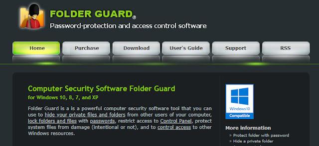 حماية ملفات الكمبيوتر بوضع كلمة السر