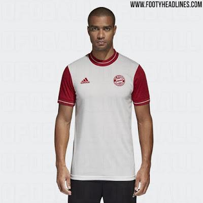 Bayern Munich 2018 Adidas Retro Kits